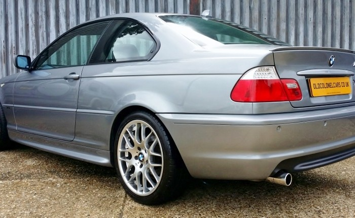 bmw e46 318 ci 2 0 msport coupe old colonel cars old. Black Bedroom Furniture Sets. Home Design Ideas