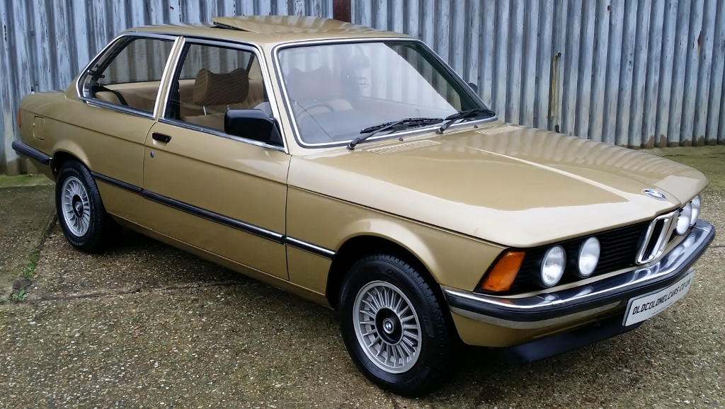 Bmw E21 3 Series 323i Manual Old Colonel Cars Old