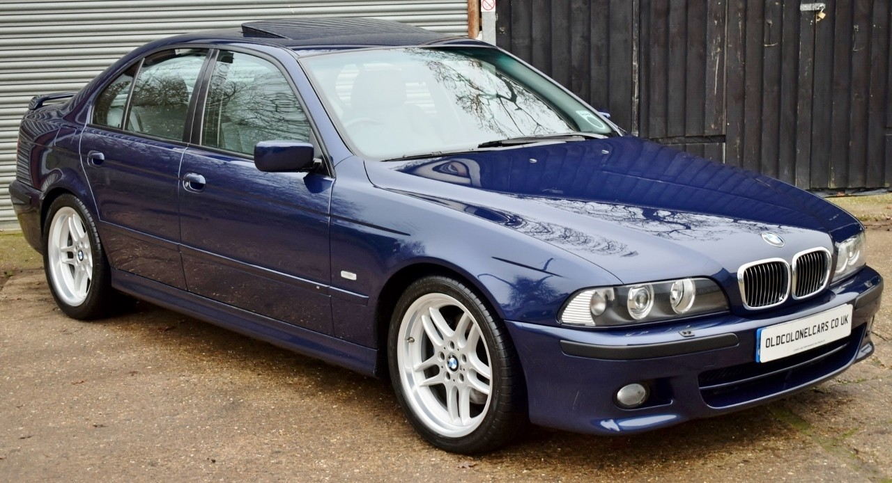BMW E39 5 SERIES 540 (4.4 V8) 6 SPEED MANUAL - Old Colonel Cars - Old  Colonel Cars