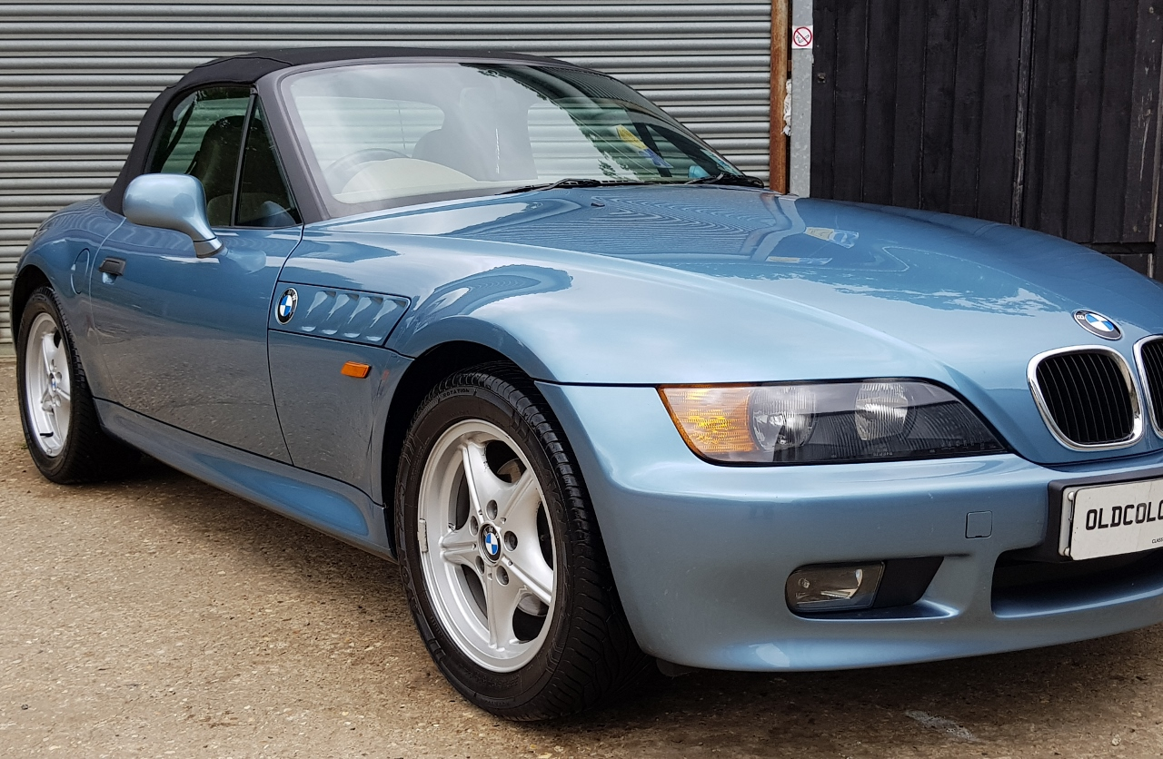 Bmw Z3 1 9 16v Twin Cam Manual Convertible Old Colonel