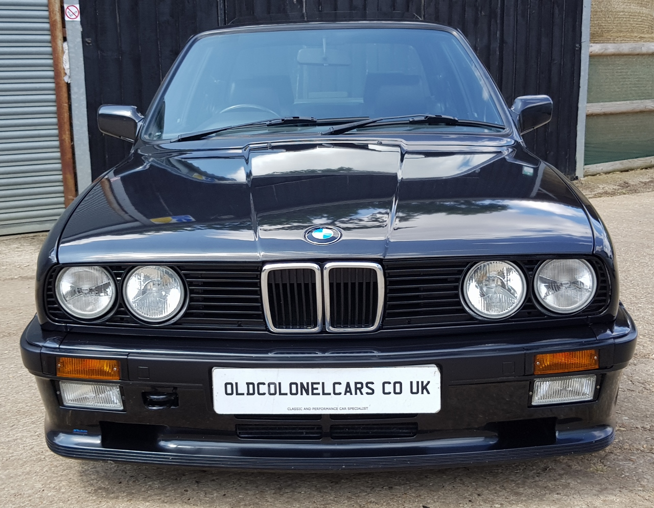 Bmw E30 3 Series 325 M Sport Manual Mtech1 Old Colonel