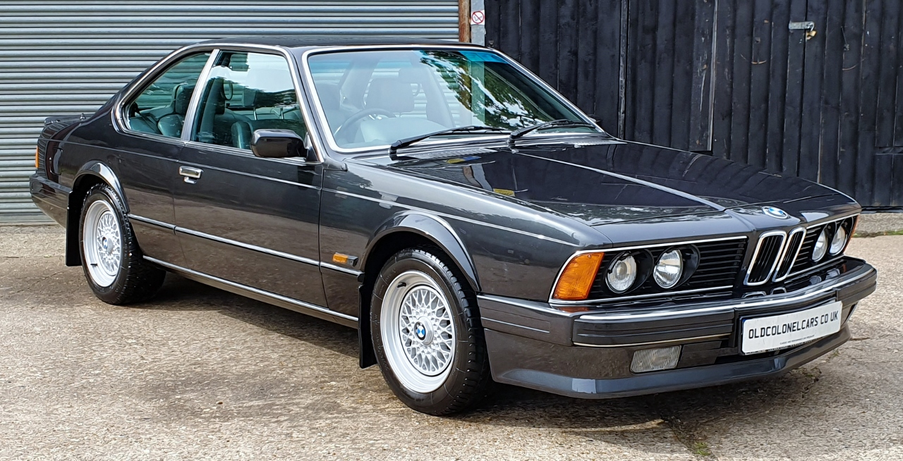 Bmw E24 6 Series 635 Csi Higline Old Colonel Cars Old Colonel Cars
