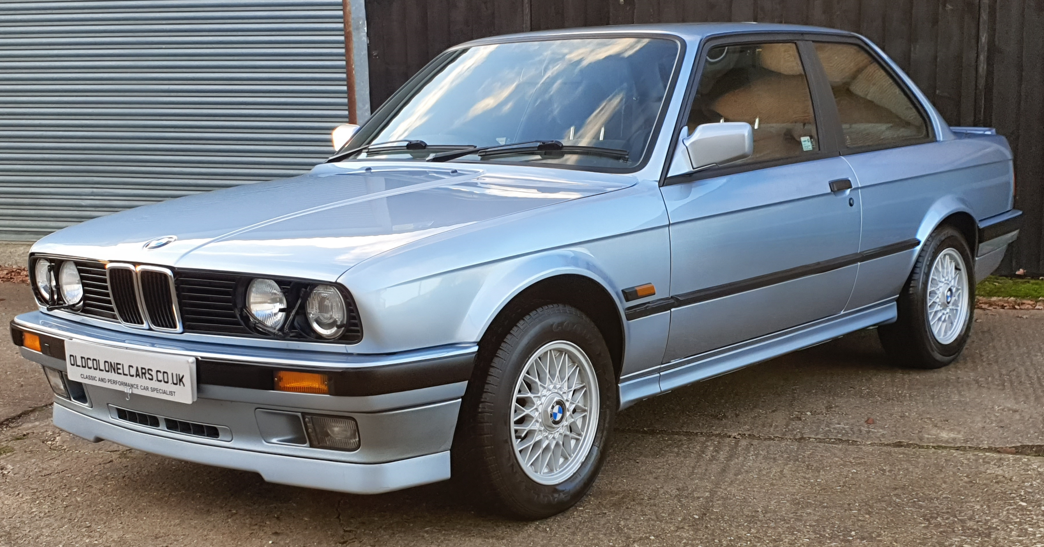 Bmw E30 325 Se Coupe Switchable Auto Old Colonel Cars Old Colonel Cars