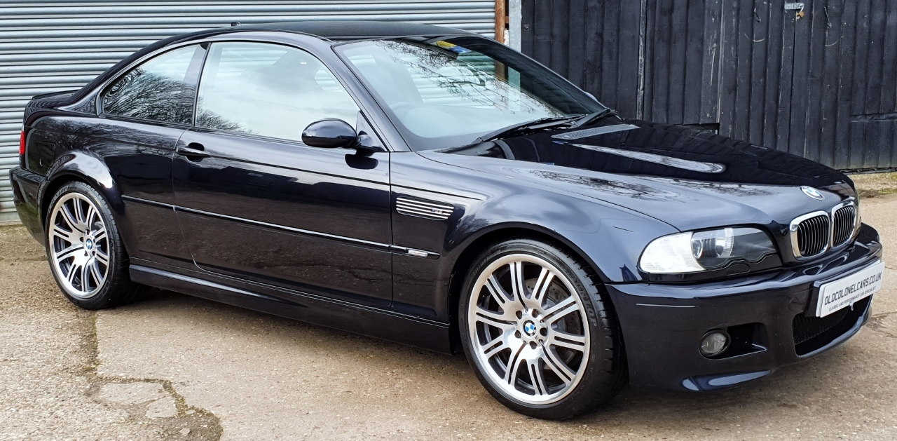 Bmw E46 M3 Coupe Old Colonel Cars Old Colonel Cars