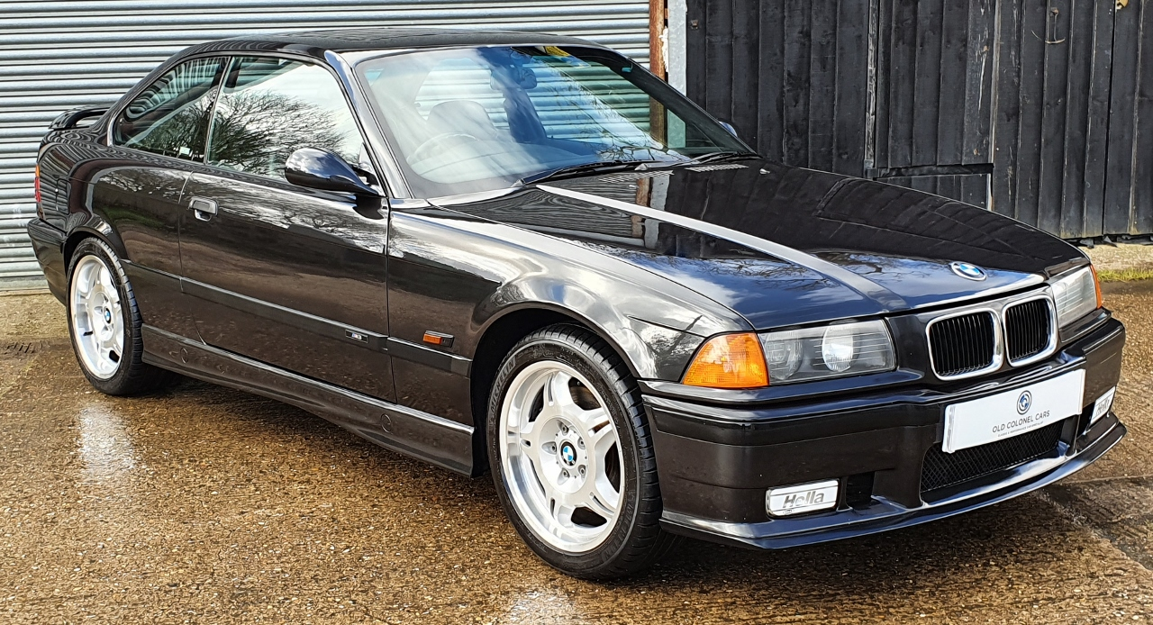 Bmw E36 M3 3 0 Manual Coupe Old Colonel Cars Old Colonel Cars